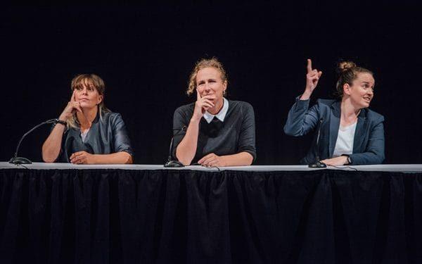 Edinburgh Fringe Review: Wild Bore at Traverse Theatre